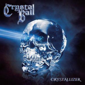 Crystal Ball - Crystallizer (CD Cover Artwork)