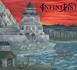 Infinitas - Skylla (Single Cover Artwork)