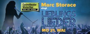 Lieblingslieder Marc Storace - Casinotheater Winterthur 2018
