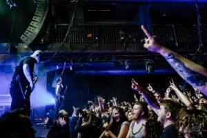 Metalinside.ch - Trivium - Komplex 457 Zürich 2018 - Foto Vedi