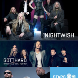 Stars in Town 2018 - Nightwish