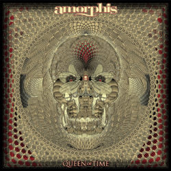 Amorphis - Queen Of Time (CD Cover Artwork)