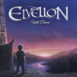 Elvellon – Until Dawn (CD Cover Artwork)