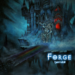 Forge – Heimdall (CD Cover Artwork)