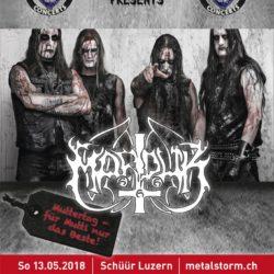 Marduk - Schüür Luzern 2018