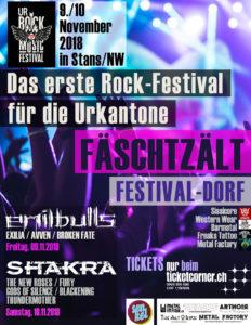 UrRock Music Festival 2018 - Stans