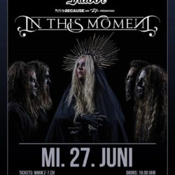 Z7 Summer Nights Open Air 2018 - In This Moment
