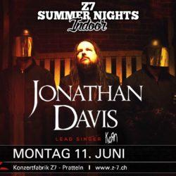 Z7 Summer Nights Open Air 2018 - Jonathan Davis