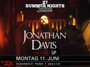 Z7 Summer Nights Open Air 2018 - Jonathan Davis