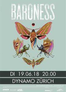 Baroness - Dynamo Zürich 2018