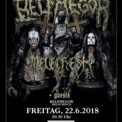 Belphegor - Gaswerk Winterthur 2018