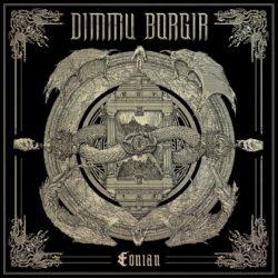 Dimmu Borgir - Eonian (CD Cover Artwork)