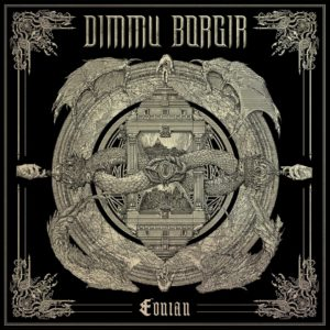 Dimmu Borgir - Eonian (CD Cover Artwork)