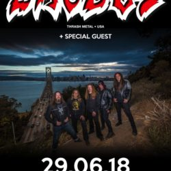 Exodus - Usine Genf 2018