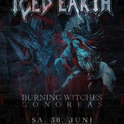 Iced Earth - Gaswerk Winterthur 2018