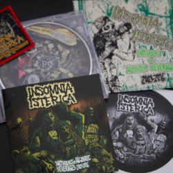 Insomnia Isterica – Anthology Of Alcoholic Beverages 2009-2016 (CD Cover Artwork)