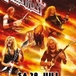 Judas Priest - Wiener Stadthalle 2018