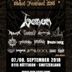 Meh Suff! Metal Festival 2018