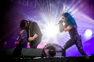 Metalinside.ch - Arch Enemy - Greenfield Festival 2018 - Tag 2 - Foto Röschu