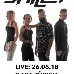 Skillet - X-Tra Zürich 2018