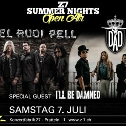 Axel Rudi Pell - Z7 Summer Nights Open Air 2018