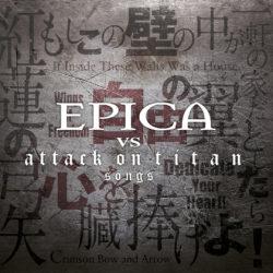 Epica - Attack On Titan (CD Cover Artwork)