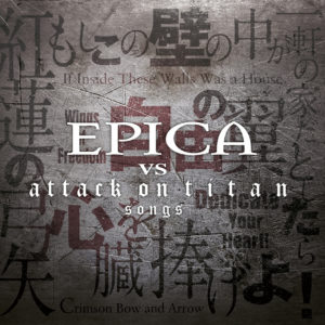 Epica - Attack On Titan (CD Cover Artwork)