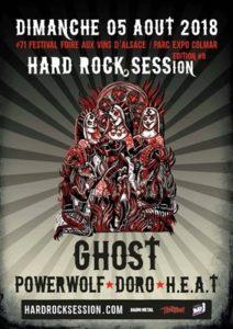 Hard Rock Session 2018 - Colmar
