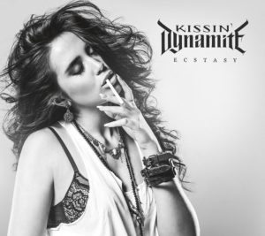Kissin' Dynamite - Ecstasy (CD Cover Artwork)