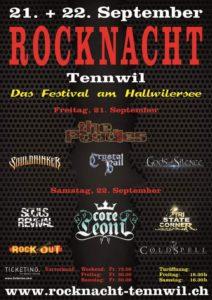 Rocknacht Tennwil 2018