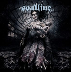 Soulline - The Deep (CD Cover Artwork)