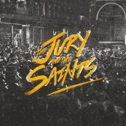 The Jury And The Saints - The Jury And The Saints (CD Cover Artwork)