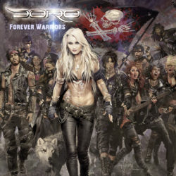 Doro - Forever Warriors (CD Cover Artwork)