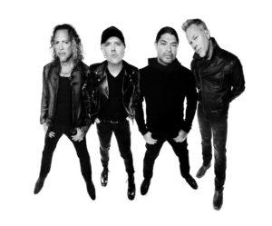 Metallica (Pressebild © Herring & Herring)