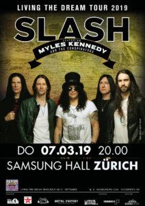 Slash - Samsung Hall Zürich 2019