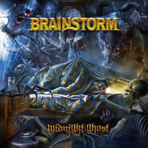 Brainstorm - Midnight Ghost (CD Cover Artwork)