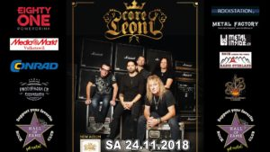 CoreLeoni - Hall of Fame Wetzikon 2018