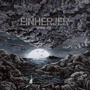 Einherjer - Norrøne Spor (CD Cover Artwork)