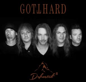 Gotthard - Defrosted 2 (CD Cover Artwork)