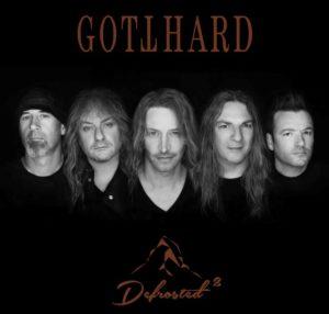Gotthard - Defrosted 2 (CD Cover Artwork)