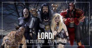 Lordi - Z7 Pratteln 2018