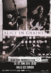 Alice in Chains - Halle 622 Zürich 2019