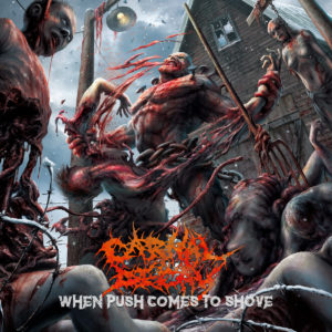 Carnal Decay – When Push Comes To Shove (CD Cover Artwork)