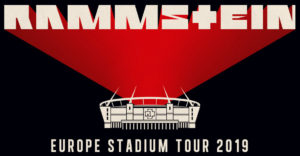 Rammstein - European Stadium Tour 2019