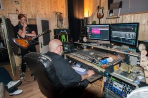 Metalinside.ch - Emerald - Studioreport Little Creek 2018 - Foto Kaufi