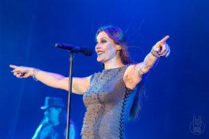 Metalinside.ch - Nightwish - Hallenstadion Zürich 2018 - Foto Kaufi