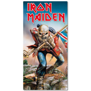 Metalinside.ch-Shop - Iron Maiden - Badetuch