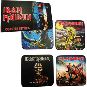 Metalinside.ch-Shop - Iron Maiden - Bierdeckel
