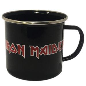 Metalinside.ch-Shop - Iron Maiden - Tasse Stahlblech