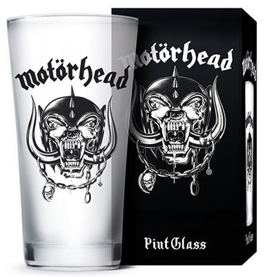 Metalinside.ch-Shop - Motörhead - Bierglas